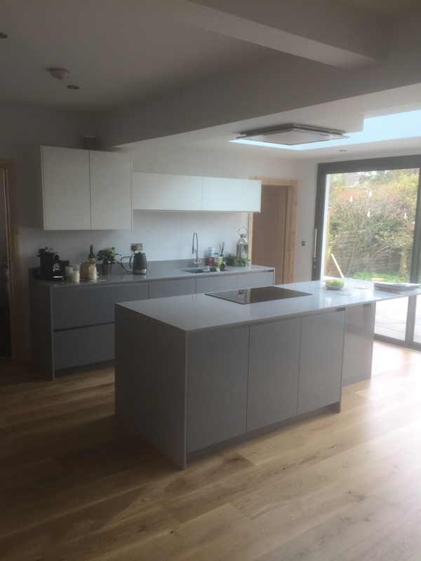 Extension & House Conversion in Kitchen Bristol, Beefree Construction