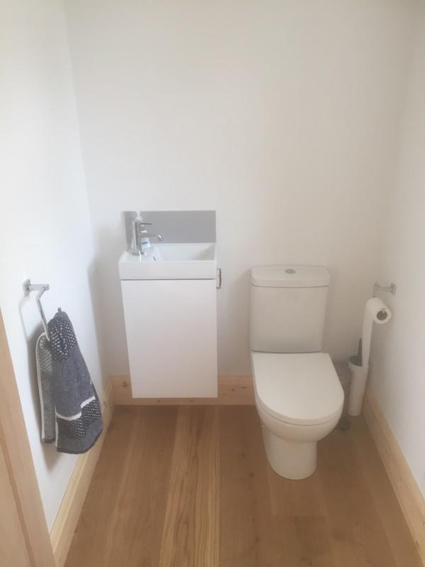 Bathroom Conversion Bristol, Beefree Construction