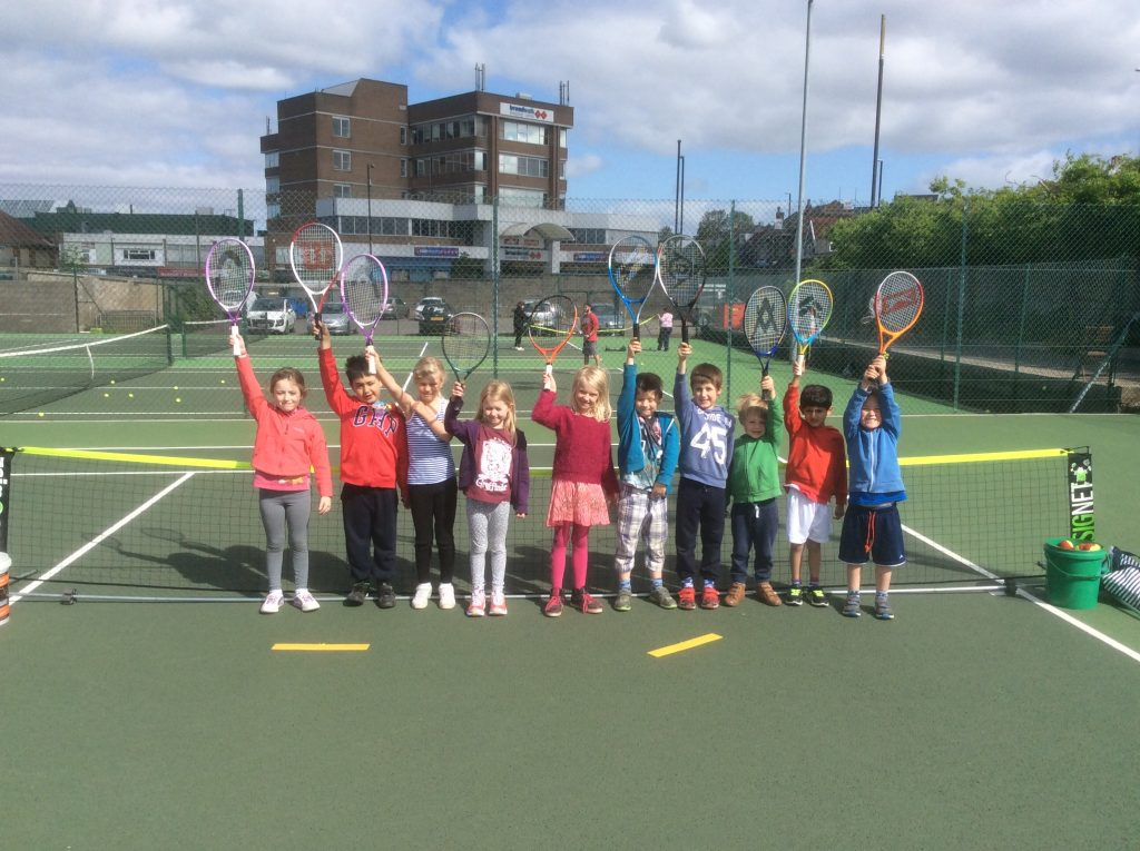 tennis club Bristol, Knowle coaching