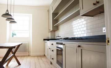 Kitchen design Bristol, Clifton Bristol shaker type