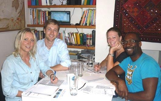 Private Spanish Lessons Bristol